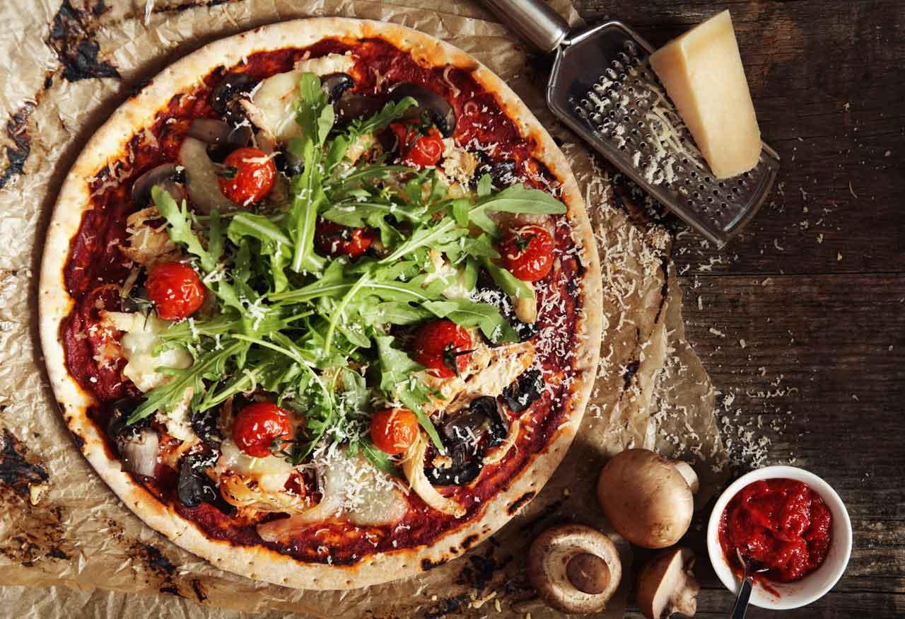 Gourmet Forno Pizzas