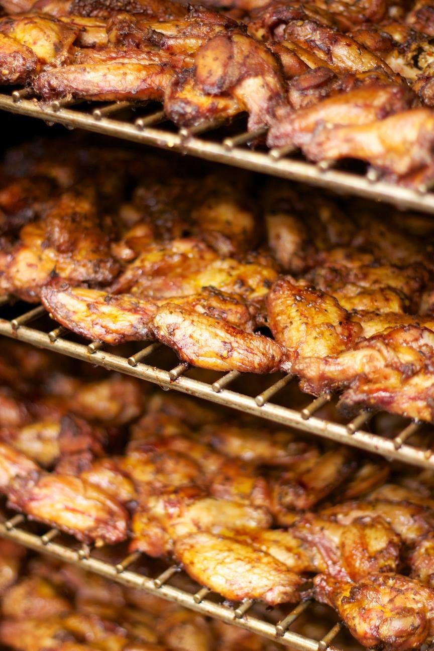 SawMill Chicken Wings