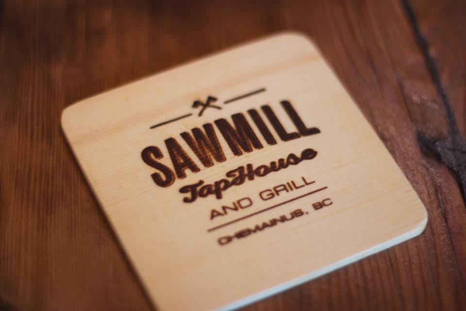 SawMill Coaster